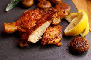 川味雞腿排 Spicy Flavor Chicken