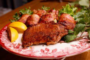 牙買加風味豬里肌排 Jamaican Pork Tenderloin Steak