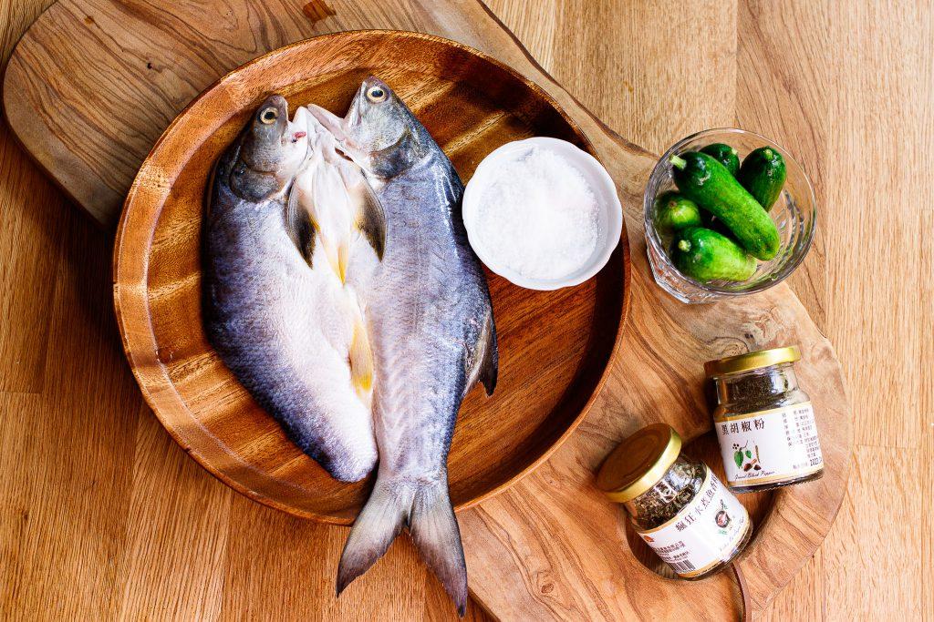 歐式風味午仔魚 Pan Fried Fourfinger Threadfin with Seasonings Mix