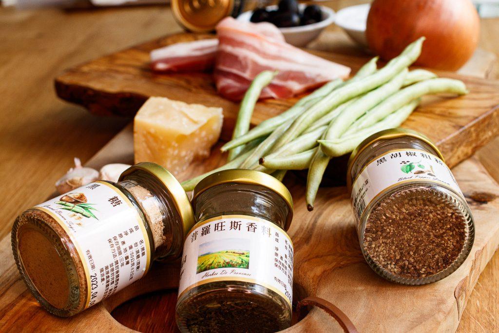 德式燉五花肉 Stew Pork Belly with Herbs